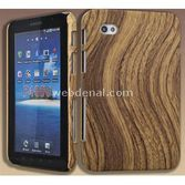 Microsonic Wooden Hard  Case Kilif - Samsung Galaxy Tab P1000
