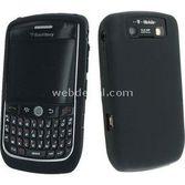 Microsonic Cs120 Silikon Kilif Blackberry 8900cruve