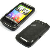 Microsonic Anti-shock Soft Kilif- Htc Desire S