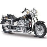 Maisto Harley Davidson Flstf Fat Boy 1997 1:18 Maket Kit Motorsiklet