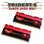 G.skill F3-2400c10d-16gtx  Trident X Ddr3-2400mhz Cl10 16gb (2x8gb) Dual (10-12-12-31) 1.6