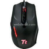 TT ESPORTS Thermaltake Black Gaming Mouse