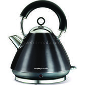 Morphy Richards 43779ee Siyah Accent Geleneksel Su Isitici