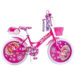 Tunca Torrini Lady Kapaklı 20 Jant Çocuk Bisikleti - Süslü