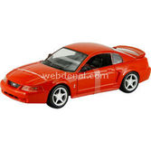 Maisto 1999 Ford Svt Cobra Model Araba 1:24 Specialedition Kirmizi