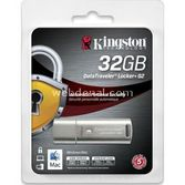 Kingston Kingston 32 Gb Usb 2.0 Dt Locker Memory