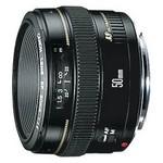 Canon Ef 50mm / 1.4 Usm Lens