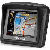 """Piranha 8698720982397 3,5""""diablo Fm Transmitter'lı I-go™ 8 Yazılımlı Motorsik"""
