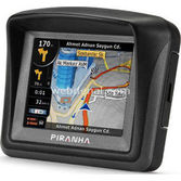 "Piranha 8698720982397 3,5""diablo Fm Transmitter'lı I-go™ 8 Yazılımlı Motorsiklet N"