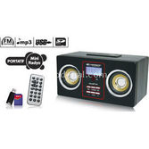 Kamosonic Ks-mr104 Usd-sd Kart-mp3-şarjli Mini Radio