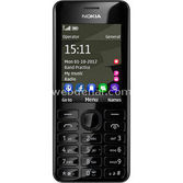 Nokia ASHA-206-SIYAH-DISTIRIBUTOR
