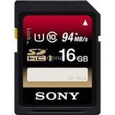 Sony Sf16ux 16gb Sd Kart, Uhs, 94mb/s