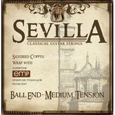 CLEARTONE Sevilla - Medium Tension - Ball-end