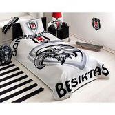 Taç Tekstil Taç Beşiktaş Sonsuza Dek Lisanslı Pike Takımı