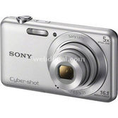 "Sony Dsc-w710 16.1 Mp 5x Optik 2.7"" Lcd Hd Dijital Kompakt Gümüş"