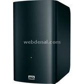 Western Digital Wdbvht0080jch-eesn My Book Live Duo 8tb Ethernet Kişisel Bulut Depola