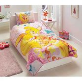 Taç Tekstil Taç Winx Harmonix Stella Yatak Örtüsü Seti