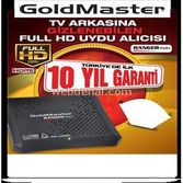 Goldmaster Ranger Hd Plus Pvr Dijital Uydu Alicisi