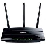 TP-LINK TD-W8980 600Mbps N Kablosuz Dual Band 4-Port Gibabit 3x5dBi Değiştirelebilir Antenli 2xUSB WPS EWAN ADSL2+ Modem/Router/AP