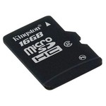 KINGSTON 16GB MİCROSDHC CLASS 4 FLASH CARD