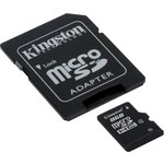 KINGSTON 8GB Mİ̇CROSD CLASS4 SDC4/8GB