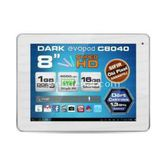"Dark Evo C8040 1 Gb 16 Gb 8"" Android 4.1 Beyaz Tablet"