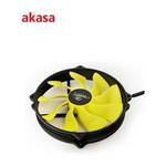 Akasa Viper Ak-fn073 14cm Sessiz Led Fan, Kasa Fani