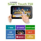 "Ezcool Smart-touch-710 Cortex A8  512 Mb 4 Gb  7""  Android 4.0 Siyah"
