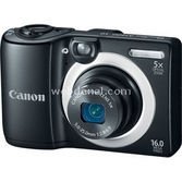 "Canon Powershot A1400 16 Mp 5x Optik 2.7"" Lcd 720p Hd Dijital Kompakt Siyah"
