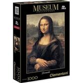 Clementoni 1000 Parça Puzzle Leonardo Mona Lisa 8005125314133