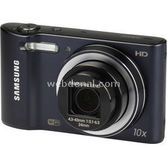 "Samsung Wb30f 16.2 Mp 10x Optik 3.0"" Lcd Hd Video Wi-fi Dijital Kompakt Siyah"