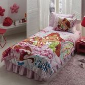 Taç Tekstil Taç Winx Harmonix Flora Lisansli Uyku Seti