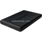 "Toshiba Hdtp110ek3aa Stor.e Plus 1tb 2.5"" Usb3.0/2.0 Taşınabilir Disk Siyah"