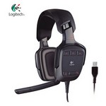Logitech G35 Kablolu Pc Gaming Headset 981-000549