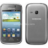 Samsung S6310 Galaxy Young Metallic Silver Distribütör Garantili