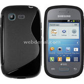 Samsung S5310 Galaxy Pocket Neo Siyah Distribütör Garantili