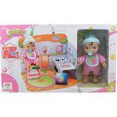 Evrensel Oyuncak Mini Bebekli Katlanabilir Mutfağım 4897041131208