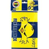 Balon Evi Fenerbahçe Kum Boyama Kartı Kanarya 4250000086429