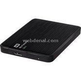 "Western Digital Wdbzfp0010bbk-eesn My Passport Ultra 1tb 2.5"" Usb3.0/2.0 Siyah"