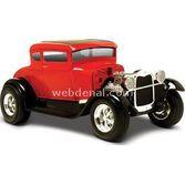 Maisto Ford 1929 1:24 Model Araba S/e Kırmızı 4250000146014