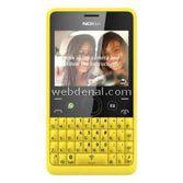 Nokia Asha 210 Sarı Distribütör Garantili
