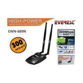 Everest Ewn-689n  300 Mbps Usb Kablosuz Adaptör