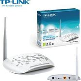 Tp-link Tp Link Td-w8151n 1-port 150mbps Wireless N Adsl2+ Modem Router