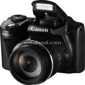 "Canon Powershot Sx510 12.1 Mp 30x Optik 3.0"" Lcd 1080p Wi-fi Full Hd Dijital Fotoğraf"