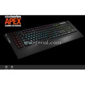 Steelseries Apex (us) Işıklı Oyun Klavyesi