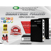 Kamosonic Ks-hd1512 Wifi-iptv-server Full Hd Uydu Alici