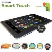 "Ezcool Smart Touch Boxchip A13 512 Mb 8 Gb 9"" Android 4.0 Beyaz"