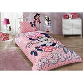 Taç Tekstil Taç Disney Minnie Mouse Dream Nevresim Takimi
