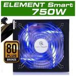 Highpower Hp-ep-750s 750w Element Smart Mavi Ledli 80 Plus Bronze 56a@12v Güç Kaynağı