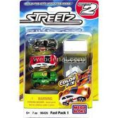 Mega Bloks Streetz Color Fix Araçlar 4250000014095